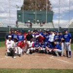Alumni Base ball Game
