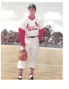 Ben Ramos Pic in Cardinal Uniform