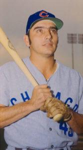 Chris Cannizzaro Big league Pic